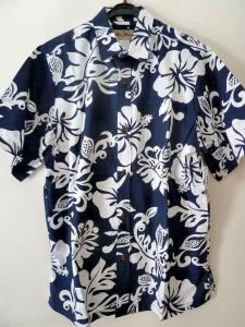 CHEMISE HAWAÏENNE - TAILLE LARGE