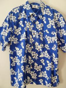 CHEMISE TAHITIENNE HINANO - TAILLE LARGE