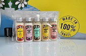 LOT DE 5 MONOI TIKI HYDRATANTS - 30ML